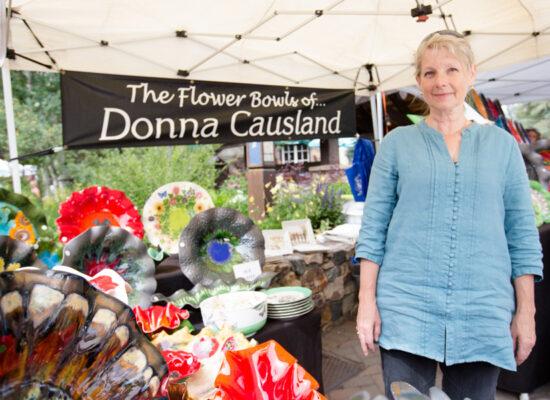 Donna Causland Porcelain
