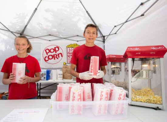 Pop Popcorn