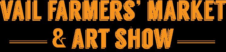 VAIL FARMERS' MARKET & ART SHOW