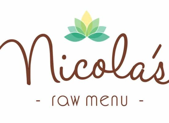 Raw in the Rockies/Nicola's Raw Menu