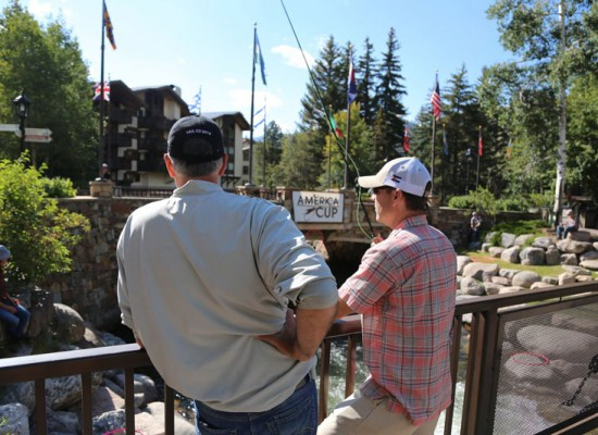 The American Fly Fishing Cup