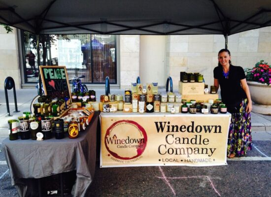 Winedown Candle Company