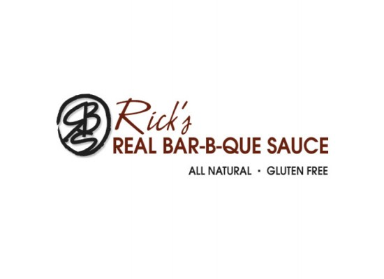Ricks Real BBQ Sauce (RBS Foods Co)